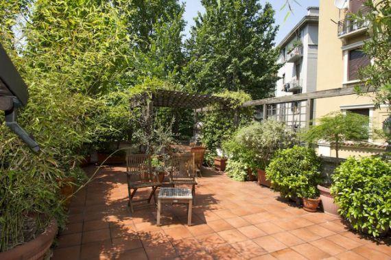 Апартаменты в Милане, Италия, 450 м2 - фото 1