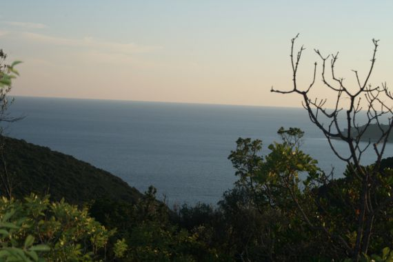 Земля на полуострове Луштица, Черногория, 10000 м2 - фото 1