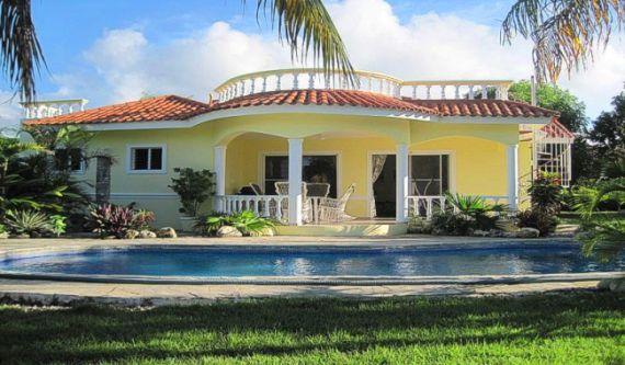 Вилла в Кабарете, Доминиканская Республика, 148 м2 - фото 1