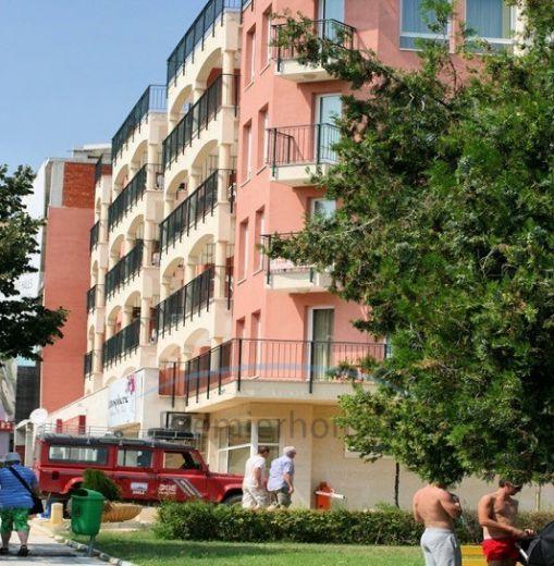 Отель, гостиница в Несебре, Болгария, 975 м2 - фото 2