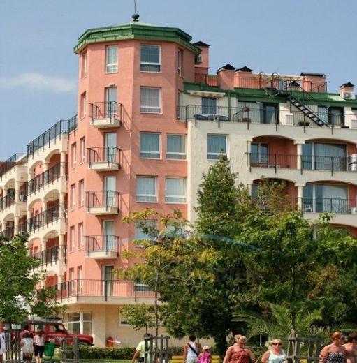 Отель, гостиница в Несебре, Болгария, 975 м2 - фото 1
