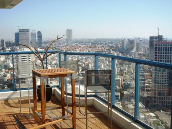 Пентхаус в Тель-Авиве, Израиль, 120 м2 - фото 1