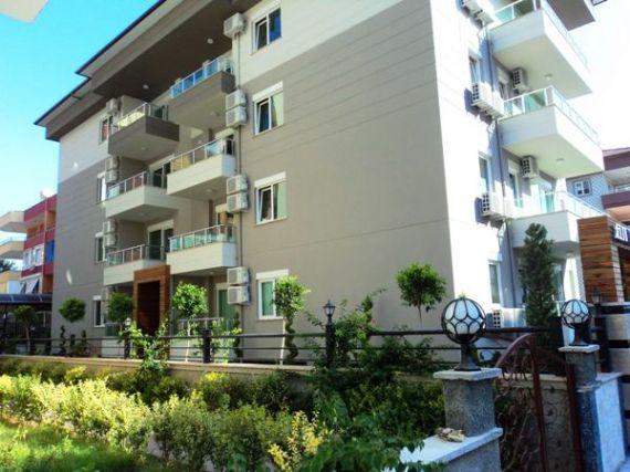 Апартаменты в Аланье, Турция, 44 м2 - фото 1