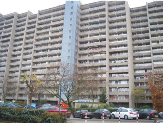 Квартира в Дюссельдорфе, Германия, 56 м2 - фото 1
