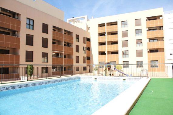 Апартаменты в Торревьехе, Испания, 101 м2 - фото 1