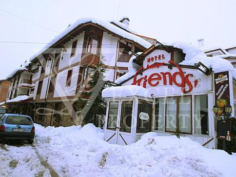 Квартира в Банско, Болгария, 24 м2 - фото 1