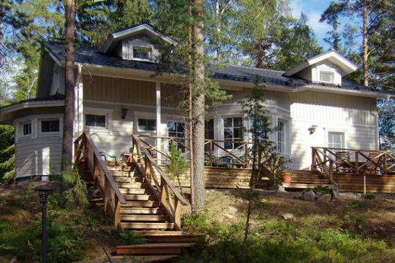Коттедж в Юлямаа, Финляндия, 140 м2 - фото 1