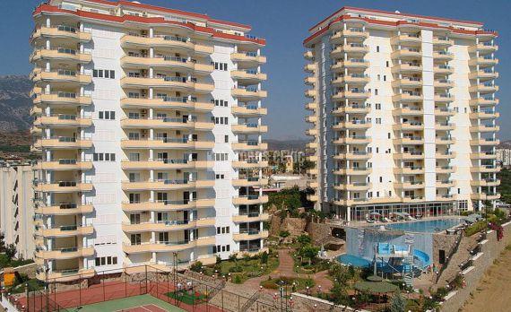 Апартаменты в Аланье, Турция, 145 м2 - фото 1