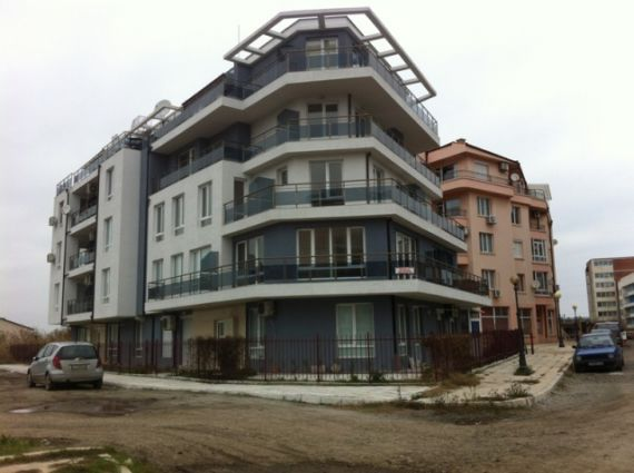 Мезонет в Поморие, Болгария, 76 м2 - фото 1