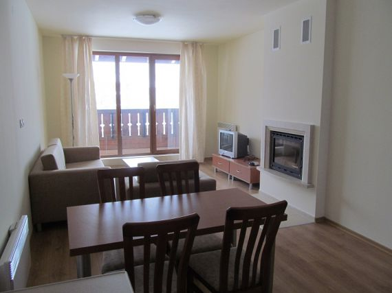 Апартаменты в Банско, Болгария, 58.7 м2 - фото 1