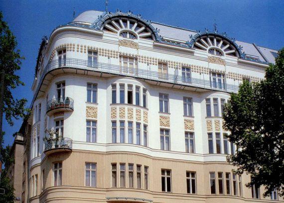 Доходный дом в Вене, Австрия, 3000 м2 - фото 1