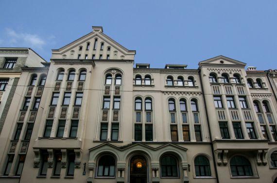 Квартира в Риге, Латвия, 105 м2 - фото 1