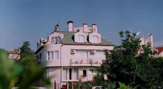 Отель, гостиница в Варне, Болгария, 620 м2 - фото 1