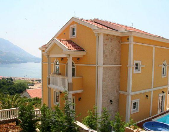 Вилла в Бечичи, Черногория, 363 м2 - фото 1