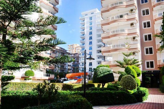 Апартаменты в Аланье, Турция, 125 м2 - фото 1