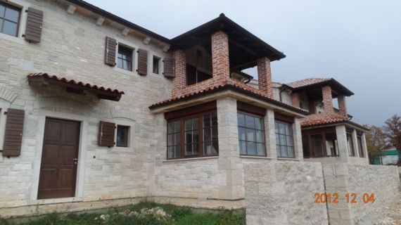 Дом в Порече, Хорватия, 1000 м2 - фото 1