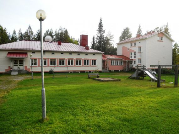 Отель, гостиница в Куусамо, Финляндия, 578 м2 - фото 1