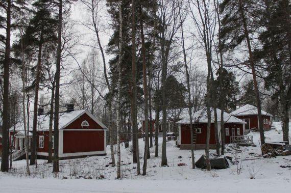 Отель, гостиница в Лаппеенранте, Финляндия, 740 м2 - фото 1