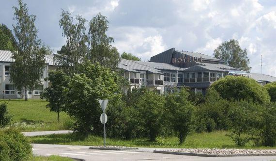 Отель, гостиница в Иматре, Финляндия, 5000 м2 - фото 1