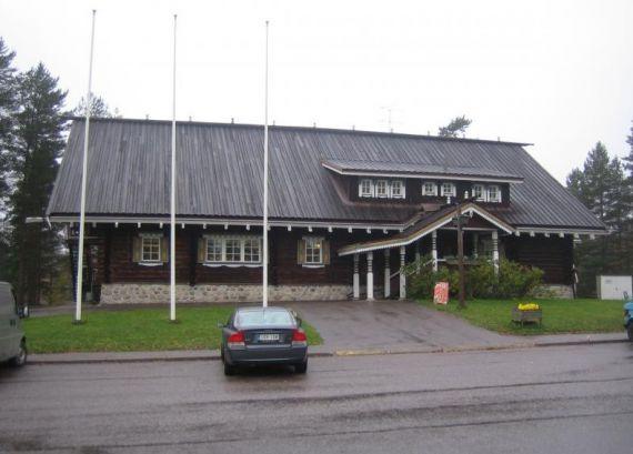 Кафе, ресторан в Париккала, Финляндия, 1194 м2 - фото 1