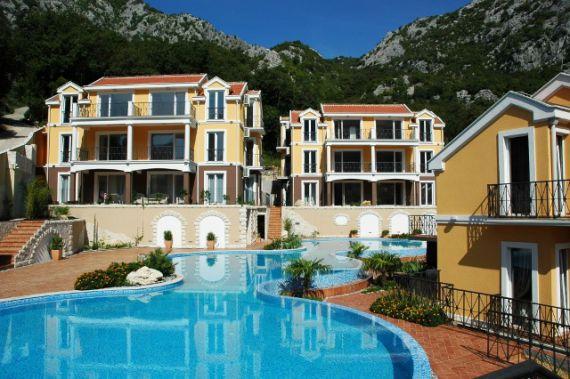 Квартира в Которе, Черногория, 63 м2 - фото 1
