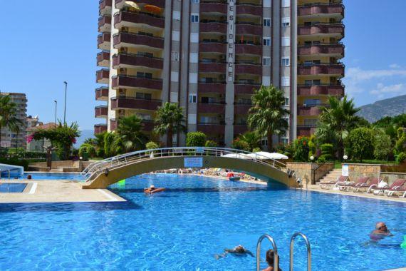 Апартаменты в Аланье, Турция, 120 м2 - фото 1