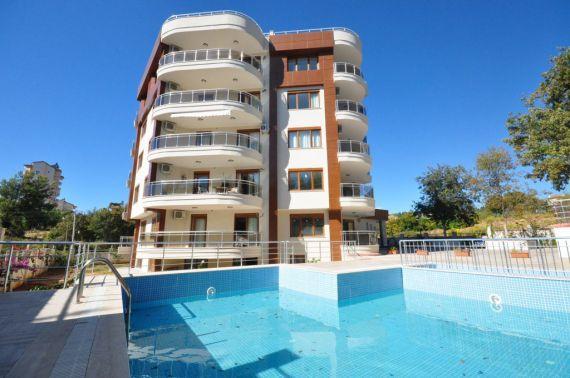 Апартаменты в Аланье, Турция, 105 м2 - фото 1