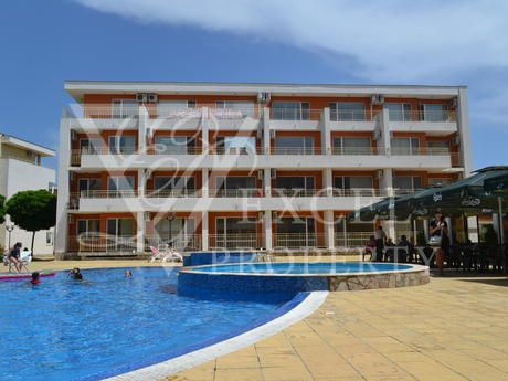 Квартира на Солнечном берегу, Болгария, 63 м2 - фото 1