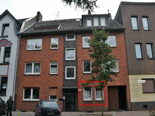 Квартира в Оберхаузене, Германия, 25 м2 - фото 1