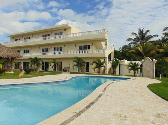 Студия в Кабарете, Доминиканская Республика, 25 м2 - фото 1