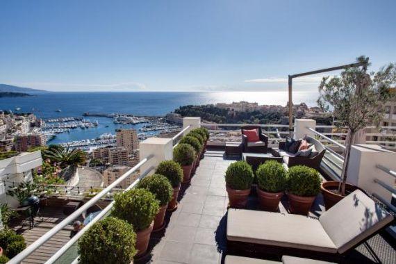 Пентхаус в Монако, Монако, 509 м2 - фото 1