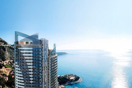 Апартаменты в Монако, Монако, 74 м2 - фото 1