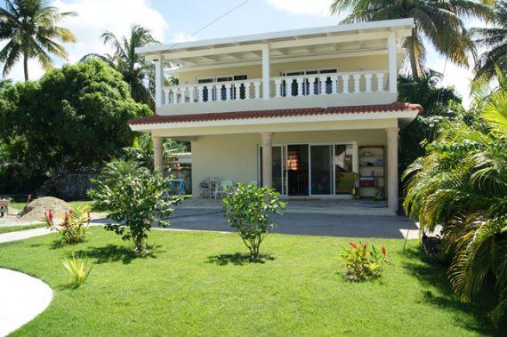 Дом в Кабарете, Доминиканская Республика, 80 м2 - фото 1