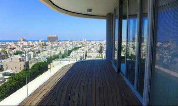 Квартира в Тель-Авиве, Израиль, 150 м2 - фото 1