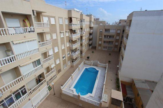 Квартира в Торревьехе, Испания, 30 м2 - фото 1