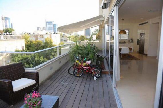 Апартаменты в Тель-Авиве, Израиль, 240 м2 - фото 1