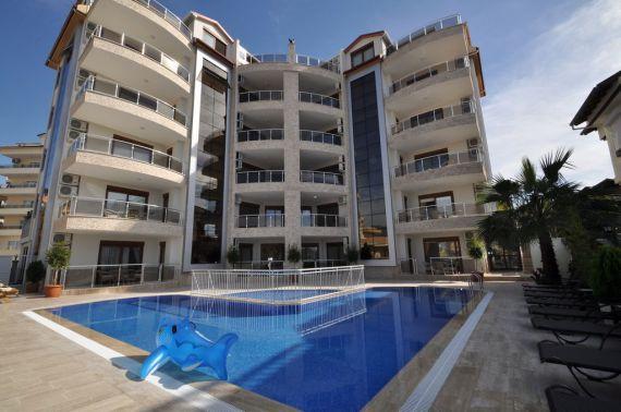 Апартаменты в Аланье, Турция, 180 м2 - фото 1