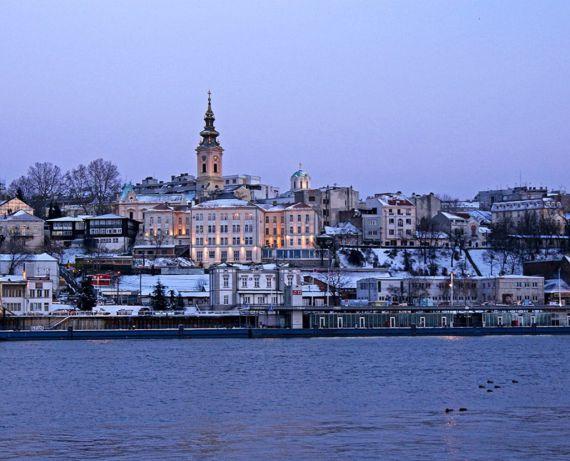 Квартира в Белграде, Сербия, 40 м2 - фото 1
