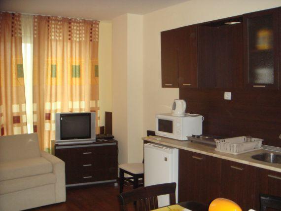 Квартира на Золотых Песках, Болгария, 54 м2 - фото 1