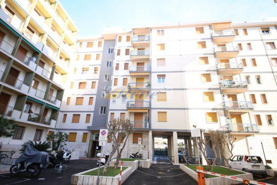 Двухкомнатная квартира в Алассио