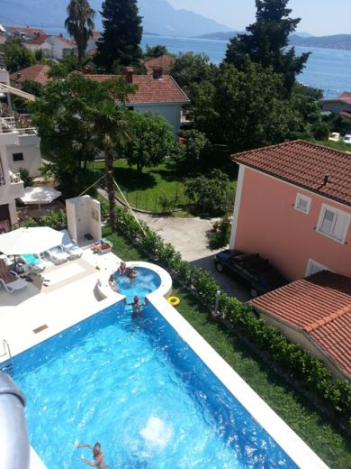 Апартаменты в Дженовичах, Черногория, 153 м2 - фото 2