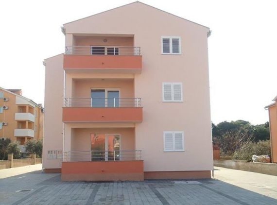 Апартаменты в Биограде-на-Мору, Хорватия, 48 м2 - фото 1