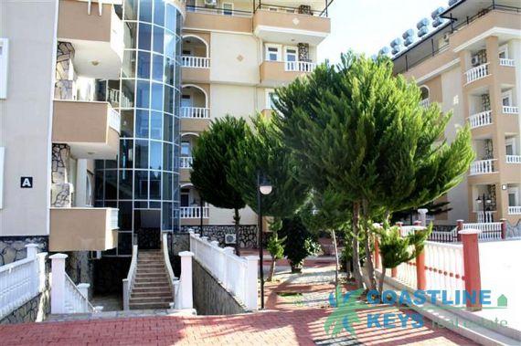 Апартаменты в Аланье, Турция, 54 м2 - фото 1