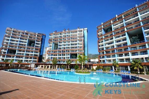 Апартаменты в Аланье, Турция, 165 м2 - фото 1