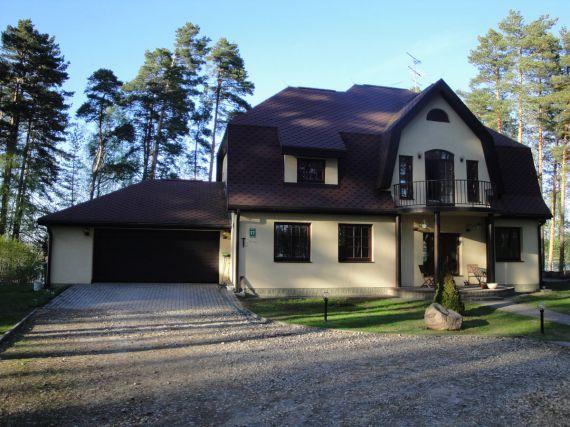 Дом в Гаркалнском крае, Латвия, 396 м2 - фото 1