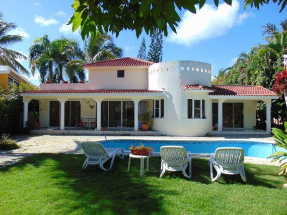 Вилла в Кабарете, Доминиканская Республика, 180 м2 - фото 1