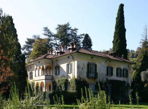 Вилла у озера Комо, Италия, 5 Га - фото 1