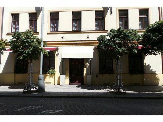 Отель, гостиница в Праге, Чехия, 1100 м2 - фото 1
