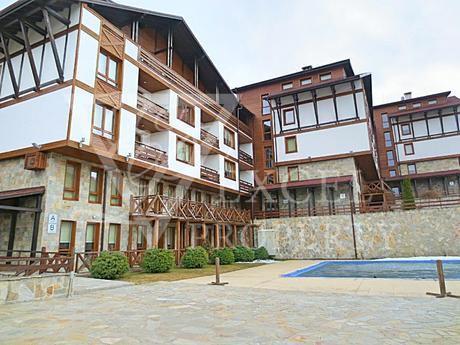 Квартира в Банско, Болгария, 52 м2 - фото 1