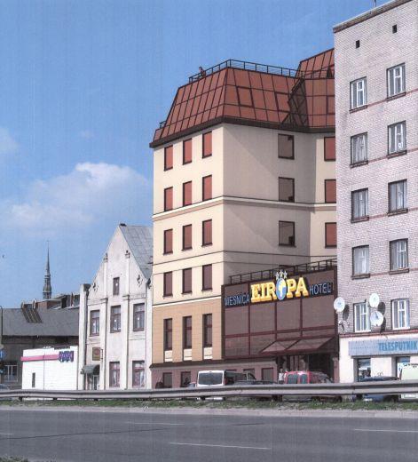 Отель, гостиница в Риге, Латвия, 3209 м2 - фото 1